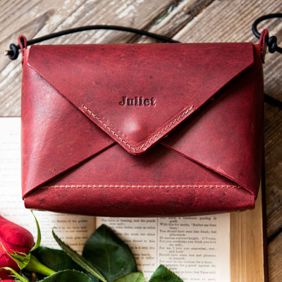 The Cecilia Fine Leather Envelope Purse