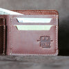 big dixie bifold fine leather wallet