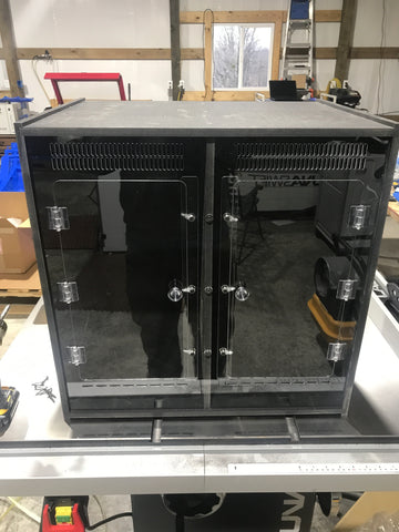 24x24x18 Double Enclosure