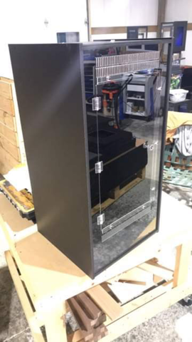 18x18x36 Enclosure - Vertical