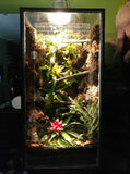 40 Gallon Breeder Aquarium Gecko/Arboreal Conversion Kit