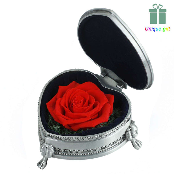 Gifts For Girlfriend Exquisite Fresh Roses Upscale Immortal Flowers Best Gift for Female Birthdday - funyflower