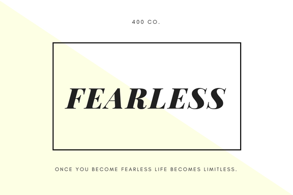 Fearless Gift Card
