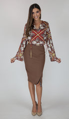 Bellucci Pencil Skirt