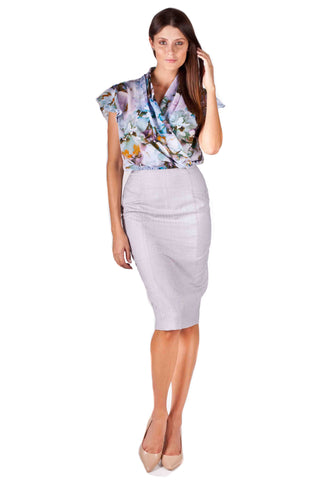 Chancellor Pencil Skirt