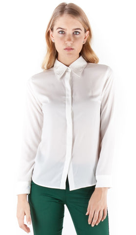 China Rose Blouse