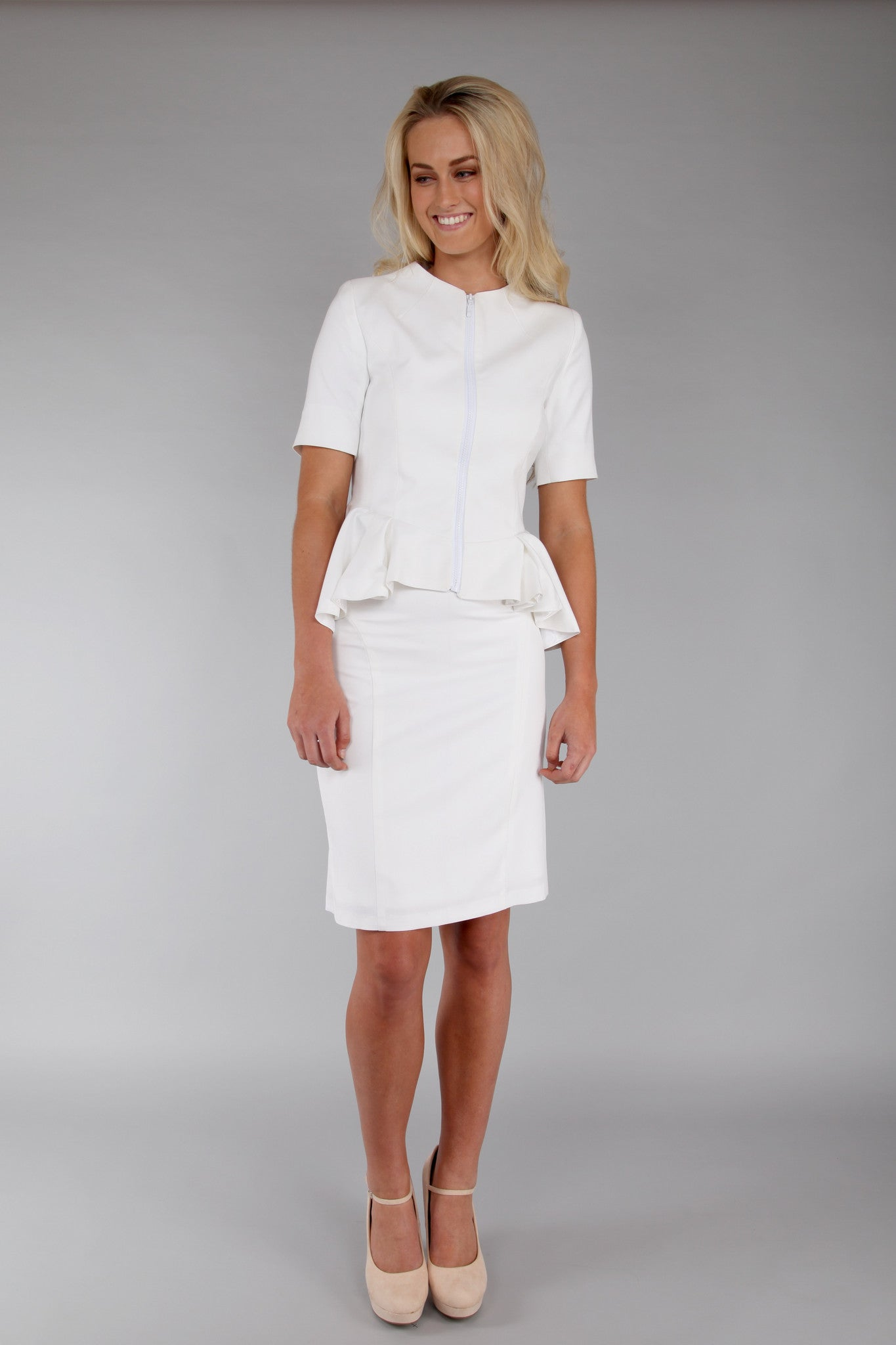 Civil Suit Skirt