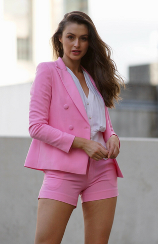 Paint the Town Pink Short