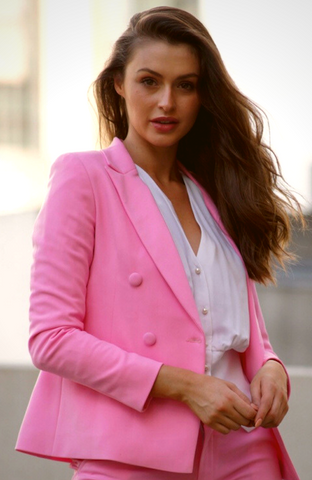 Paint the Town Pink Jacket