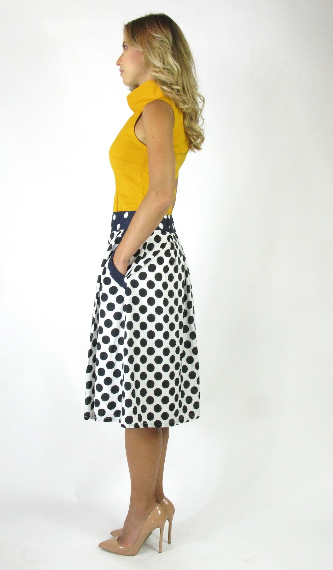 Seeing Spots Skirt