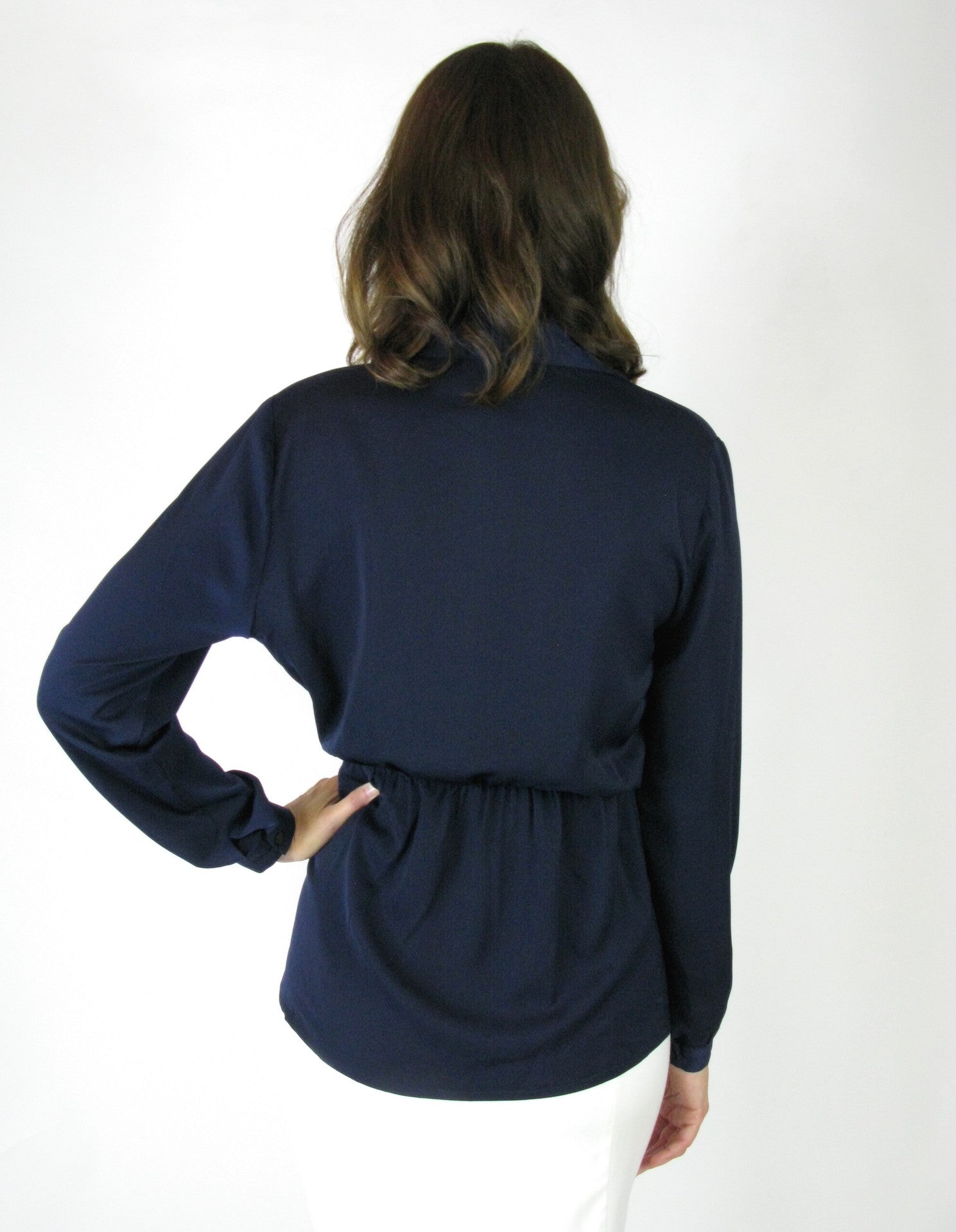 Wavelength Blouse