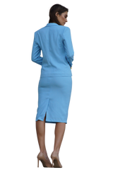 Bluebird Skirt Suit