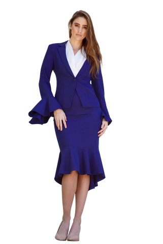 Supersonic Skirt Suit