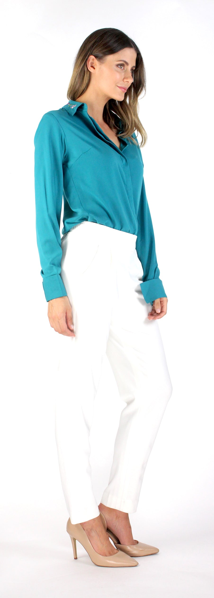 White Wilderness Pant