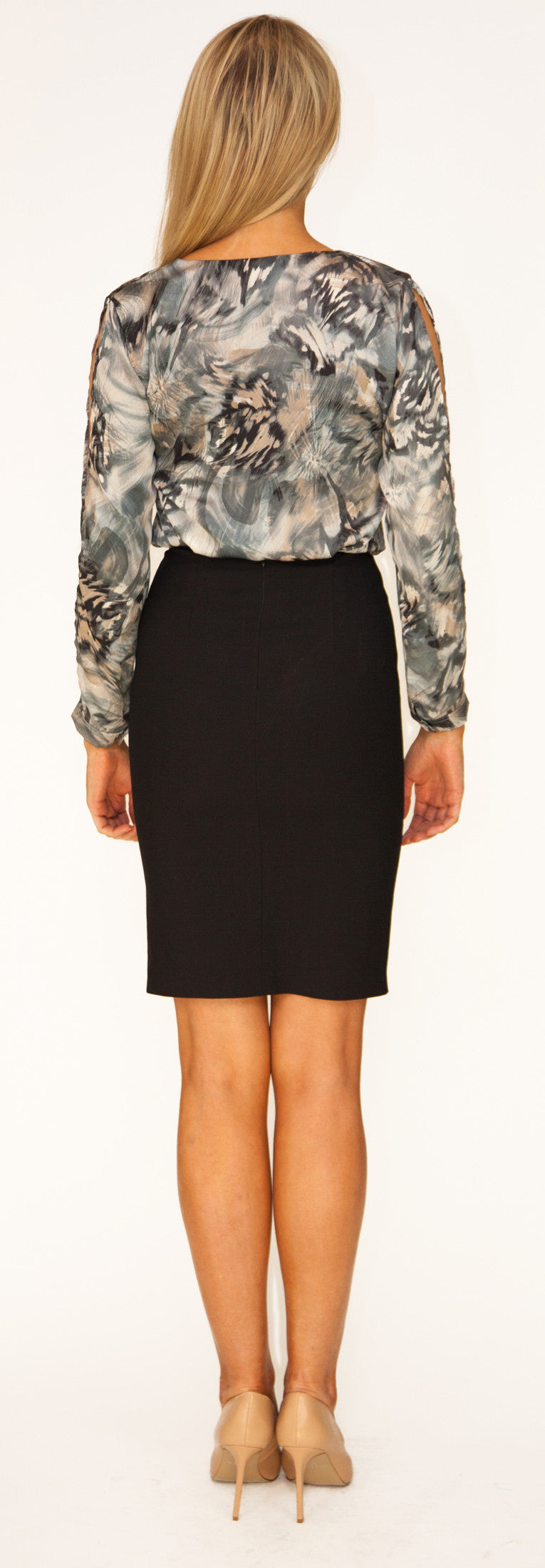 The More Pencil Skirt