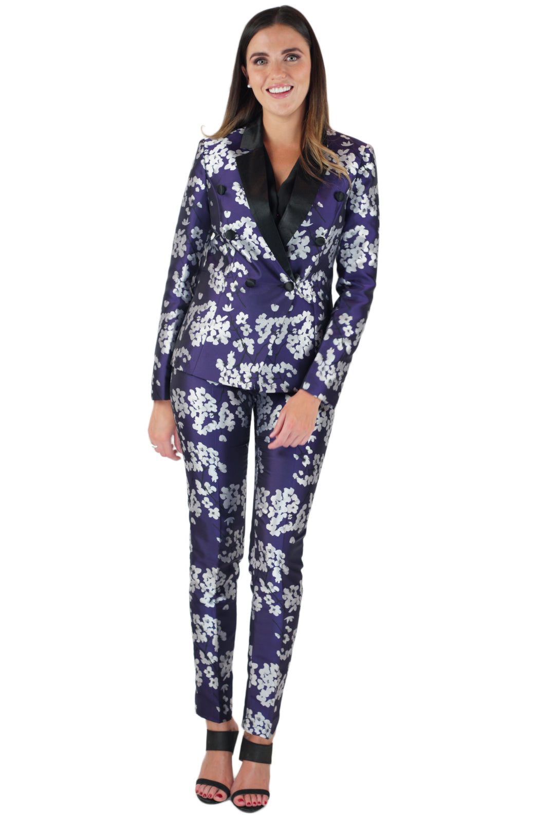 No Shrinking Violet Suit