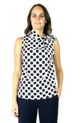 Seeing Spots Blouse