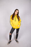 Evolve Womens Hoodie (Yellow)