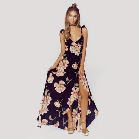 Drift Away Floral Dress