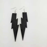 Lance Cute Lightning shaped Tassel Earrings Wholesale Fashion Jewelry