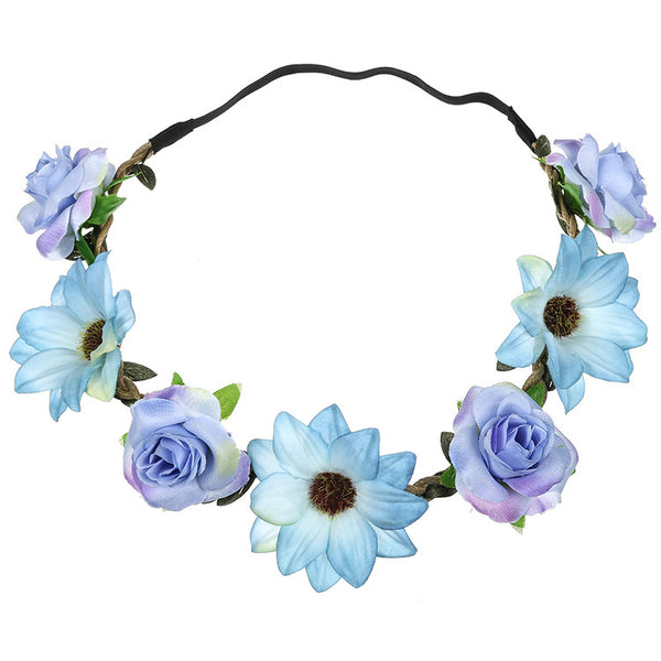 Lance Fresh Flower shaped Head Band Wholesale Fashion Jewelry