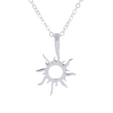 Lance European and America New Sun Alloy Short Necklaces