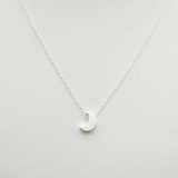 Lance Popular Hot Selling Fashion Contracted The Moon Necklace Pendant Jewelry