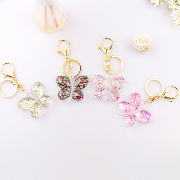 Lance Cute & Delicate Butterfly shaped Keychain Wholesale Fashion Jewelry