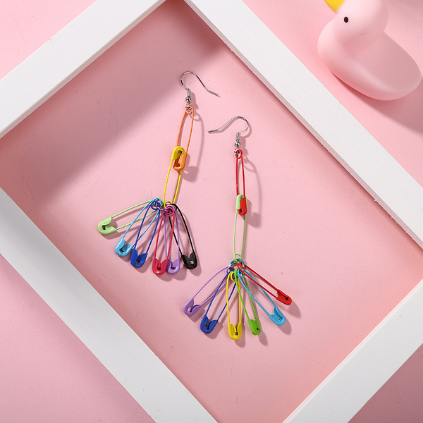Lance Fresh colored Tack made Earrings Wholesale Fashion Jewelry