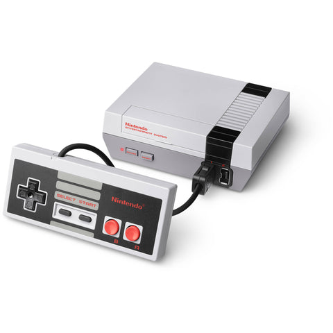 Nintendo Entertainment System: NES Classic Edition - NES Mini - LIMITED EDITION Retropixl Retrogaming retro gaming Rare Console Collector Limited Edition Japan Import