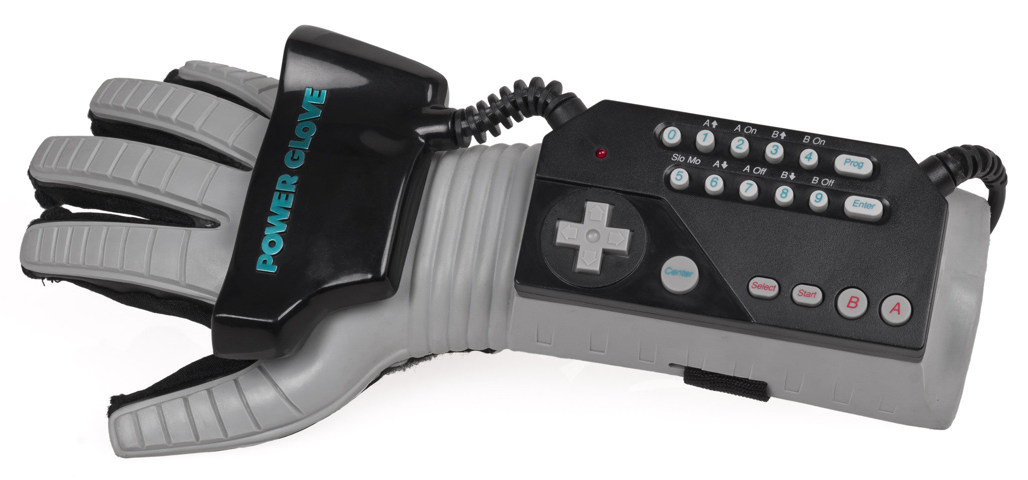 Nintendo - Mattel Power Glove Retropixl Retrogaming retro gaming Rare Console Collector Limited Edition Japan Import