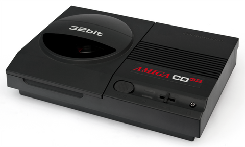 Retropixl Retrogaming retro gaming Rare Console Collector Limited Edition Amiga CD 32