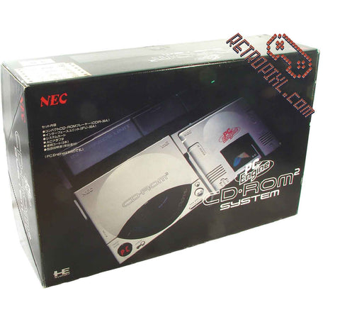 Nec Pc-Engine CD ROM 2