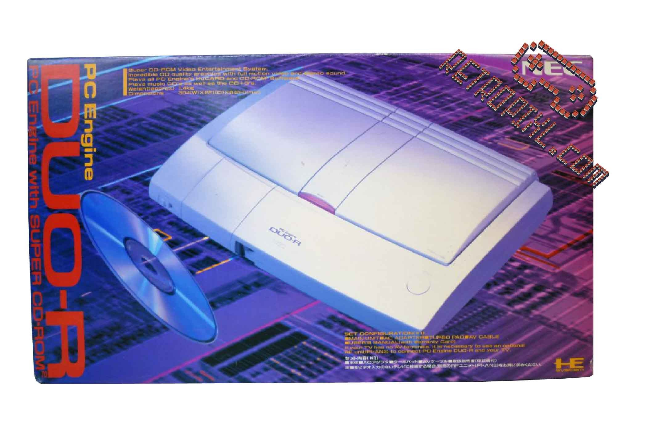 Nec Pc-Engine DUO-R
