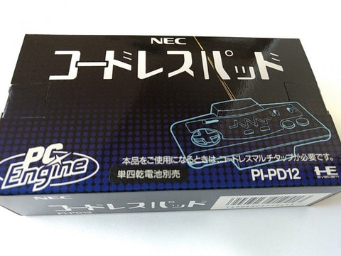 Nec Pc-Engine Wireless Infrared Controller PI-PD 12 Retropixl Retrogaming retro gaming Rare Console Collector Limited Edition Japan Import