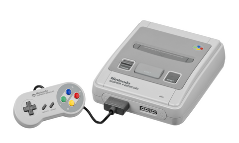 Nintendo Super Famicom Retropixl Retrogaming retro gaming Rare Console Collector Limited Edition Japan Import