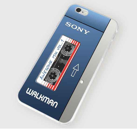 iPhone Walkman Sony Cover