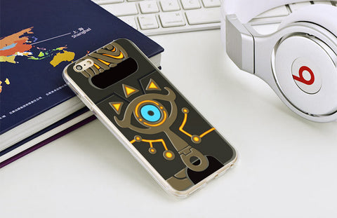 iPhone Zelda Breath of the Wild (BOTW) Sheikah Slate Cover