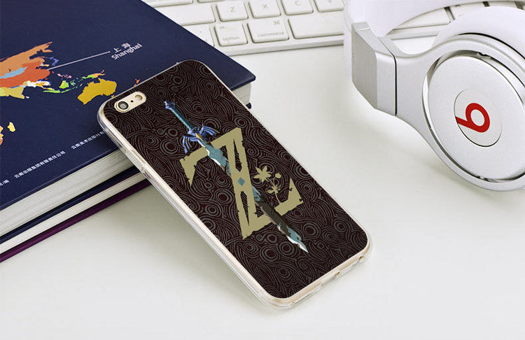 iPhone Zelda Logo Cover Retropixl Retrogaming retro gaming Rare Console Collector Limited Edition Japan Import