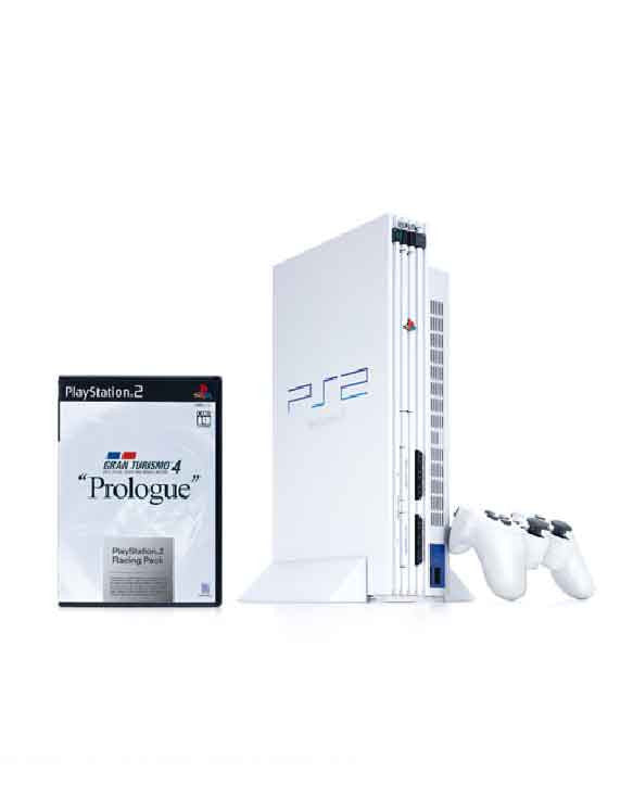 Sony Playstation 2 (PS2) Gran Turismo 4 Prologue Pack Retropixl Retrogaming retro gaming Rare Console Collector Limited Edition Japan Import