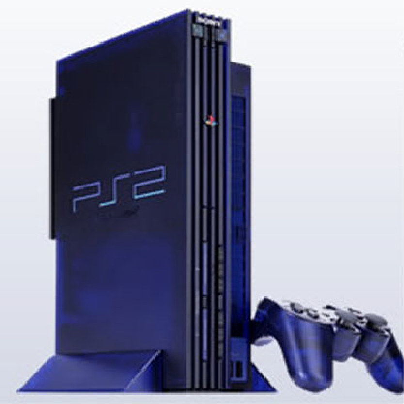 Sony Playstation 2 Midnight Blue Retropixl Retrogaming retro gaming Rare Console Collector Limited Edition Japan Import
