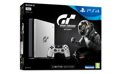 Sony Playstation 4 (PS4) Gran Turismo Sport LIMITED EDITION Bundle