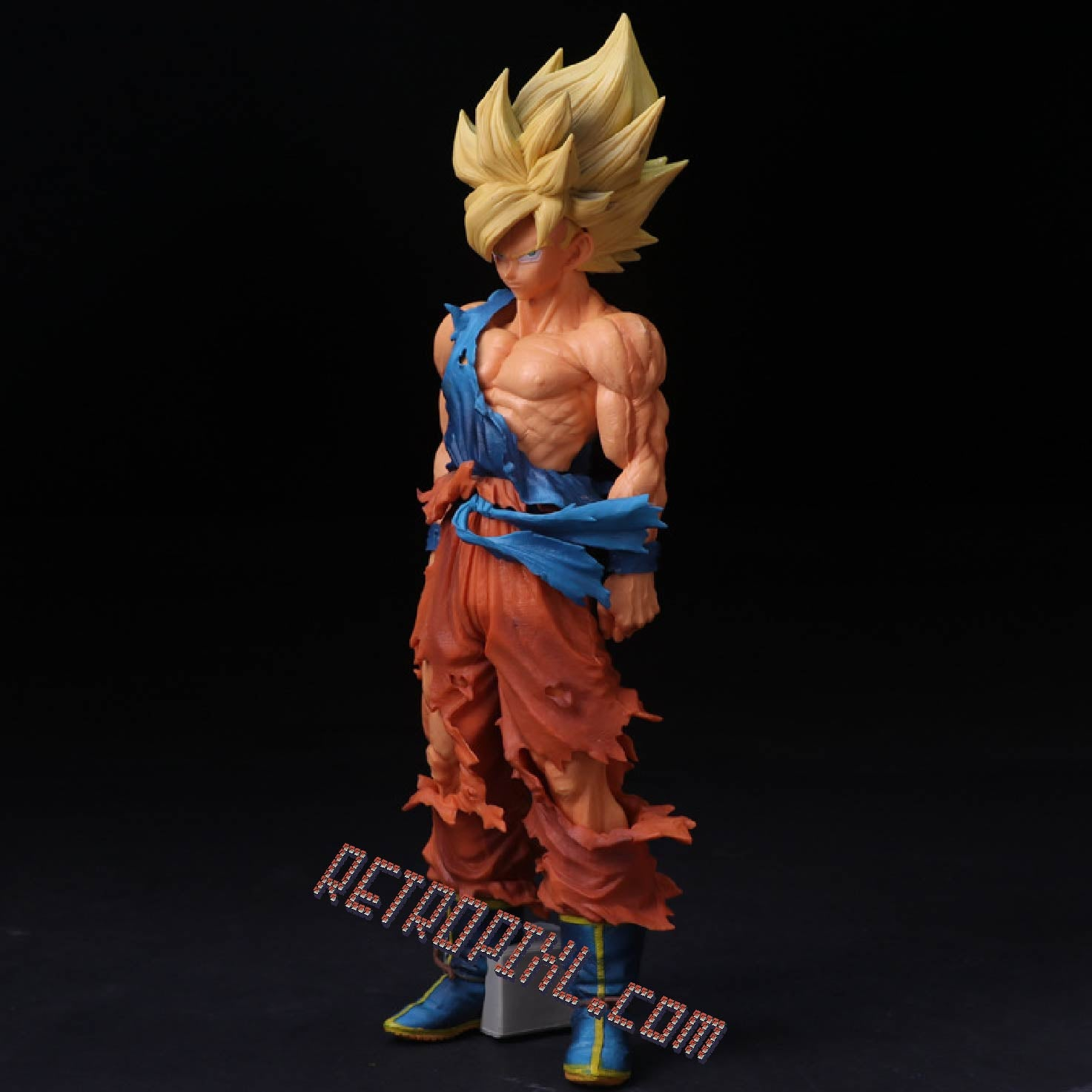 retropixl, retrogaming, dragon ball Z, dragon ball, dbz, dragon ball toys, son goku toy, son goku 34 cm, dragon ball