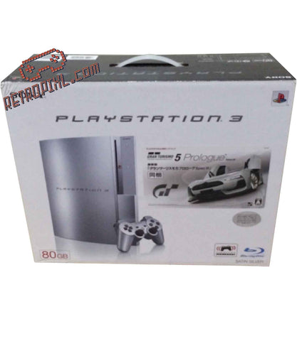 Sony Playstation 3 (PS3) Gran Turismo 5 Prologue Spec III LIMITED EDITION Bundle