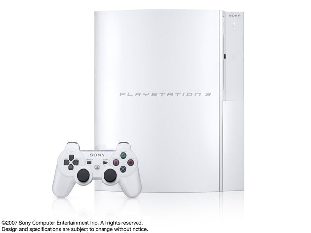 RetroPixl Sony Playstation 3 (PS3) Metal Gear 4 Guns of Patriots Limited edition