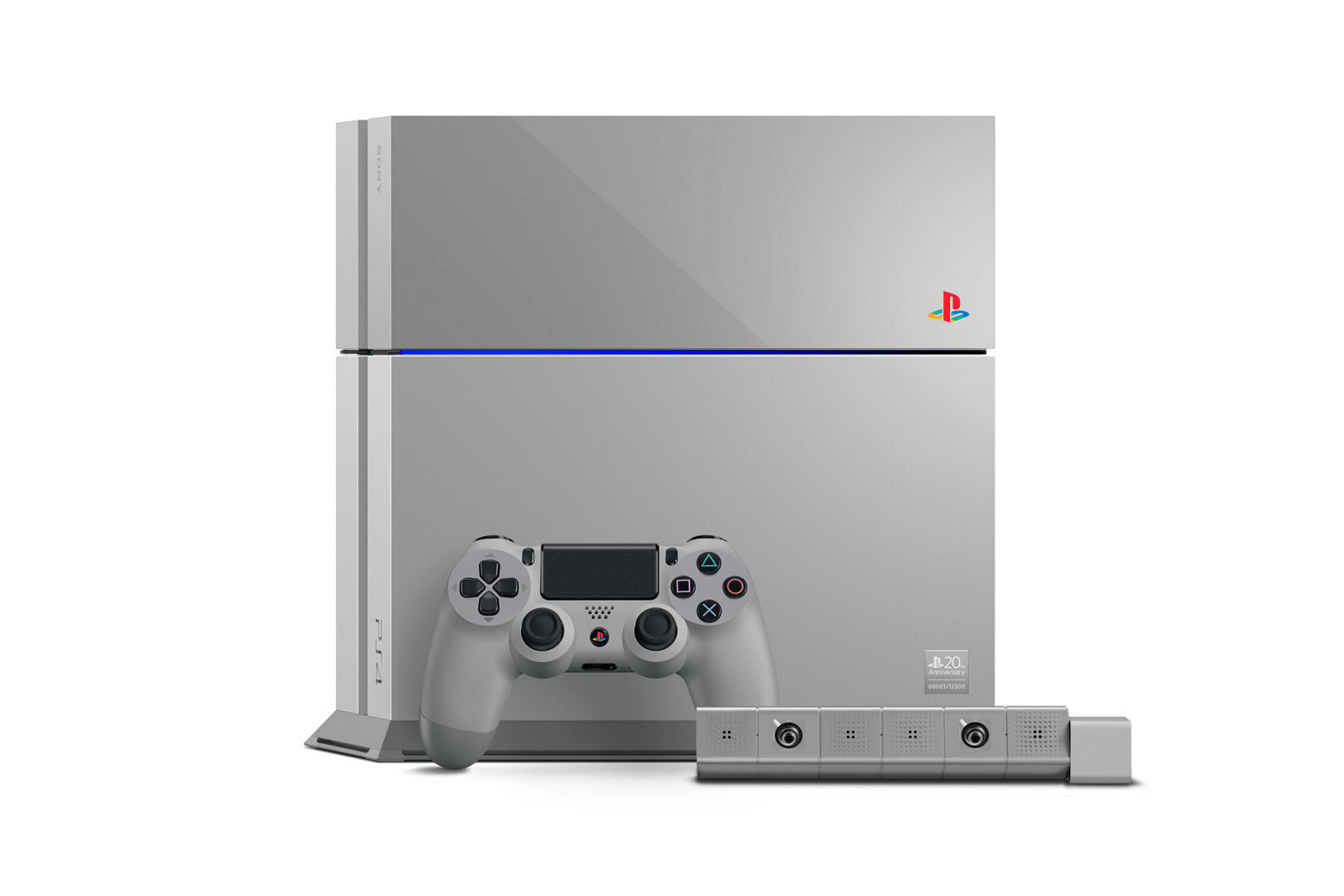 RetroPixl Sony Playstation 4 (PS4) 20th Anniversary Limited Edition