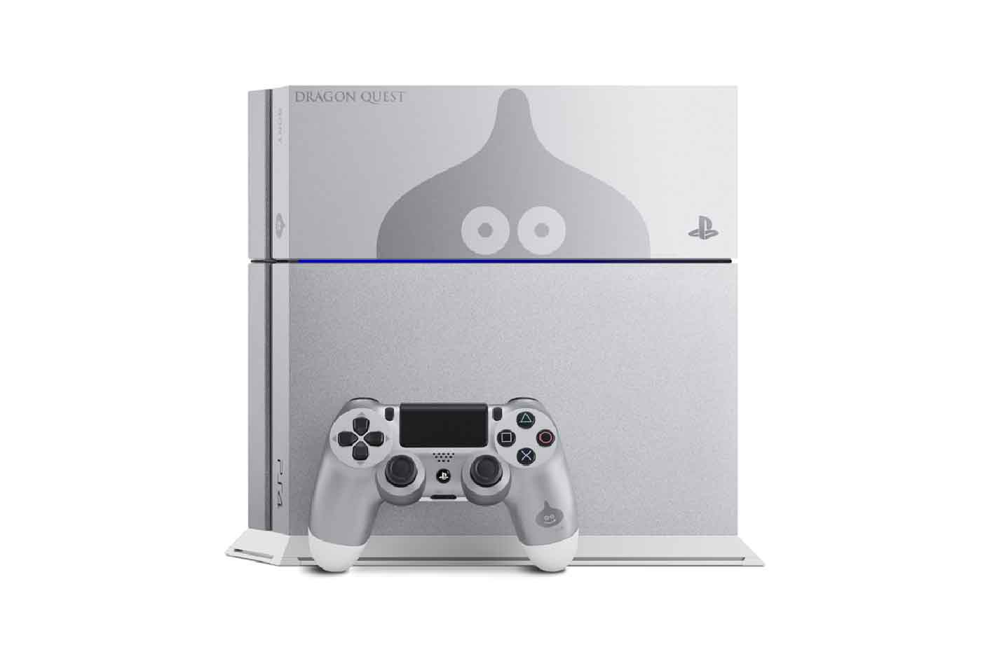 RetroPixl Sony Playstation 4 (PS4) Dragon Quest Heroes Metal Slime Limited Edition