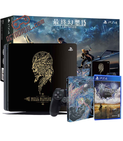 Sony Playstation 4 (PS4) Final Fantasy XV China LIMITED EDITION
