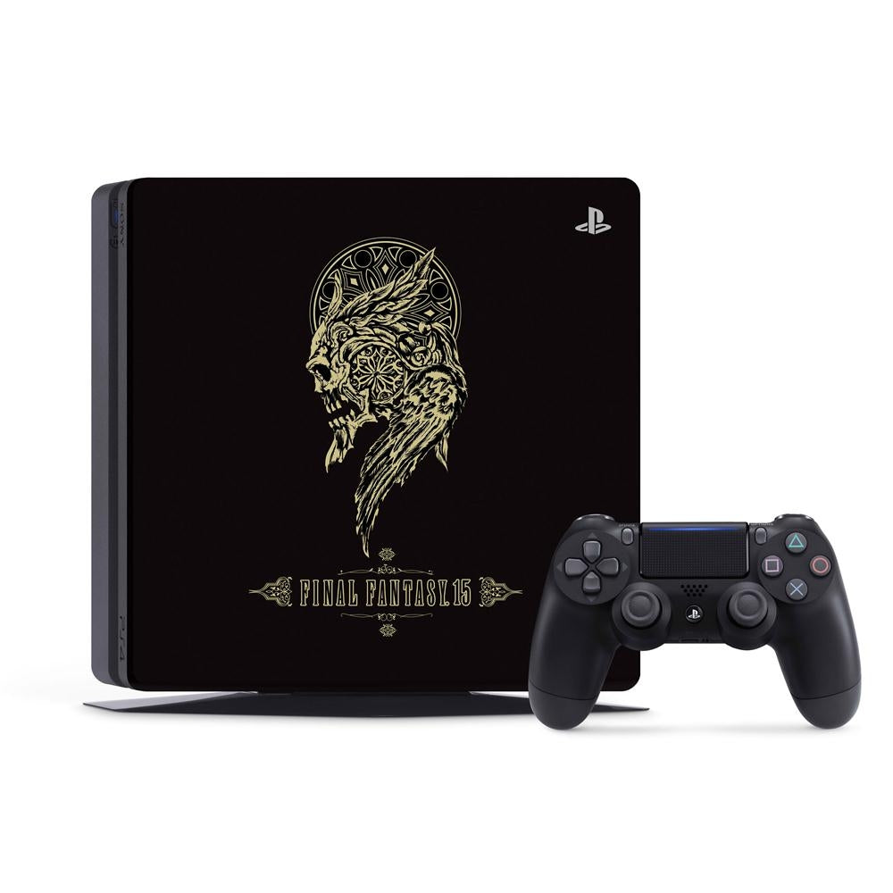RetroPixl Sony Playstation 4 (PS4) Final Fantasy XV China Limited Edition
