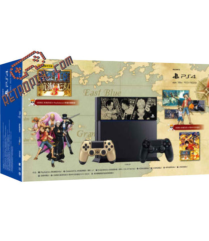 Sony Playstation 4 (PS4) One Piece Kaizokou Musou 3 (Pirate Warriors) Limited Edition Bundle